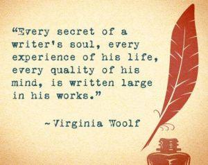 Writer's soul